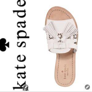 NWT & NIB Kate Spade ♠️ Tassel Sandals